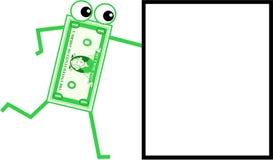 Sign dollar Royalty Free Stock Photo