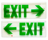 Sign exit Royalty Free Stock Photography