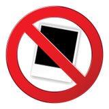 Sign forbidden Stock Photos