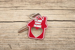 Sign home sweet home Royalty Free Stock Images