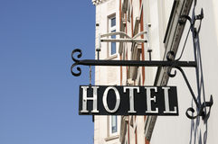 Free Sign Hotel Stock Photos - 18346103