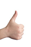 Sign Language Royalty Free Stock Images