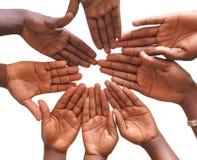 Sign Language Stock Photography