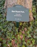 Free WiFi, Bryant Park, NYC, NY, USA royalty free stock photos