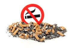 Sign no smoking Stock Photography
