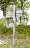 Sign post Stock Image