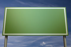 Free Sign Post In Front Of A Blue Sky Royalty Free Stock Photo - 12114515