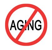 Prevention of aging Stock Photo