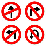 Sign road Royalty Free Stock Photo