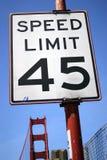 sign speed Στοκ Εικόνες