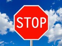 Sign Stop Stock Photos
