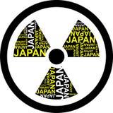 Sign to radiation Stock Photos