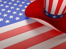 Sign the USA Stock Image