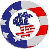 Sign USA Royalty Free Stock Image