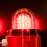 Signaal geleide lamp stock foto's