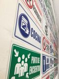 signage στοκ φωτογραφίες με δικαίωμα ελεύθερης χρήσης