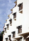 Signagi Architektur Lizenzfreie Stockbilder
