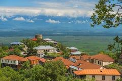 Signagi, Kakheti region, Georgia Royalty Free Stock Photography