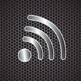 Signal illustration stock