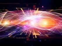 Signal Acceleration Stock Image
