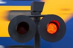 Signal d'arrêt Image libre de droits