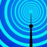 Signal de transmission illustration libre de droits