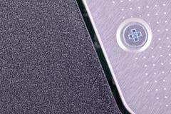 Signal för textur två Fotografering för Bildbyråer