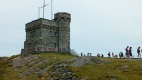 Signal Hill, NFLD Royalty Free Stock Image