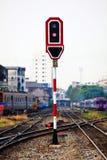 Signal léger Photographie stock libre de droits