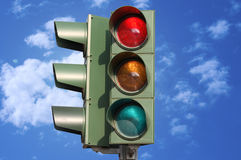 Signal light Stock Photos