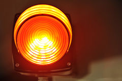 Signal light Stock Images