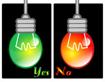 Signal lights Stock Photography