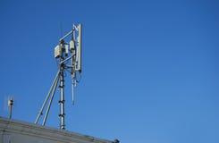 Signal pole3 Stock Photography