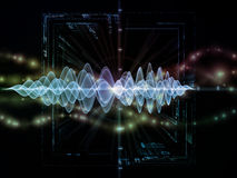 Signal Processing Royalty Free Stock Images