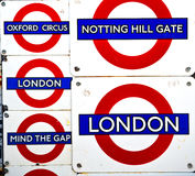 signal street in london england europe old      transport  icon Royalty Free Stock Photo