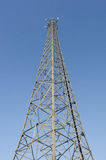 Signal tower Stock Photo