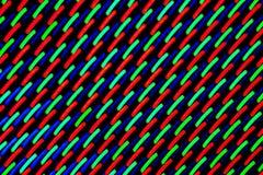 Signal vidéo Photo stock