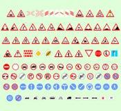 Signalisation Image stock