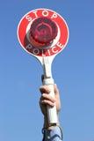 Signalisation du disque 03 Photographie stock libre de droits