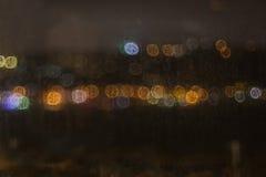 Signalljuseffekt Royaltyfri Fotografi