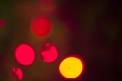 Signalljuseffekt Fotografering för Bildbyråer
