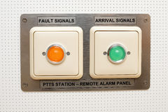 Signals lights Royalty Free Stock Images