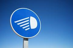 Signaltrafiksignal fotografering för bildbyråer
