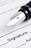 Signature Stock Photos