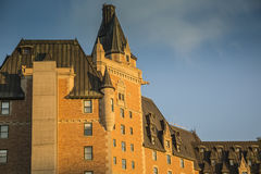 Signature Architecture in Saskatoon Royalty Free Stock Image
