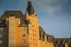 Signature Architecture in Saskatoon Royalty Free Stock Image