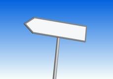 Signaux de direction illustration de vecteur