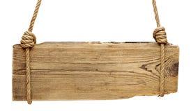 signboard деревянный стоковое фото