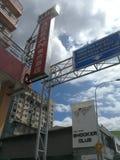 signboard fotos de archivo