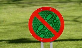 Signe Image libre de droits
